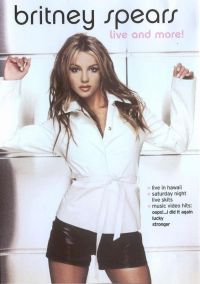 Cover Britney Spears - Live & More! [DVD]